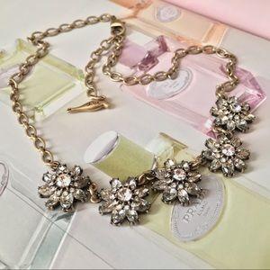 Collar Crystal Necklace